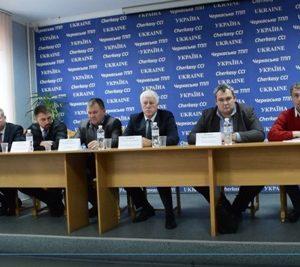 Відбулося відкрите обговорення інвестиційної програми з транспортування та постачання теплової енергії на 2018 рік для ПАТ «Черкаське хімволокно»