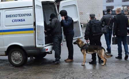 СБУ провела антитерористичні навчання на Черкаській ТЕЦ