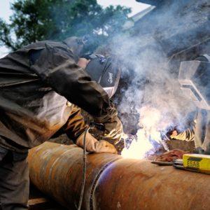 Пошкодження трубопроводу на проспекті Хіміків ліквідовано