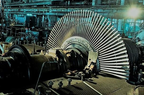 Черкаська ТЕЦ підвищує економічність роботи завдяки ремонту обладнання