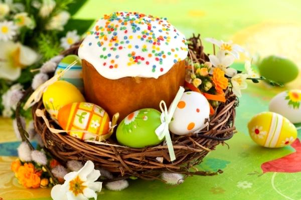 Вітаємо з найвеличнішим світлим святом – Воскресінням Христовим!