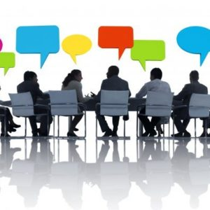 Повідомлення про перенесення відкритого обговорення
