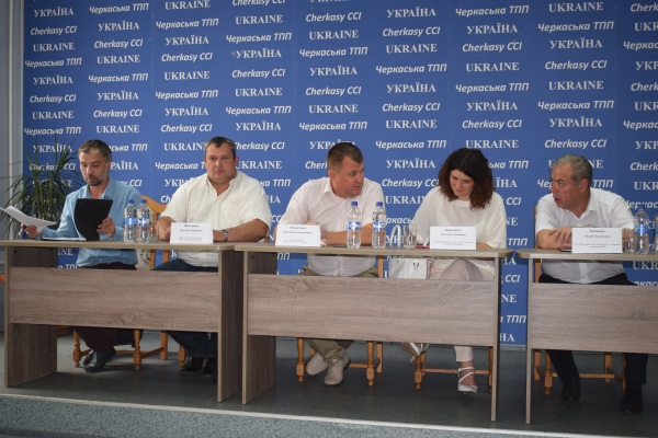 Відбулися відкриті обговорення щодо погодження інвестиційної програми для ПРАТ «Черкаське хімволокно» на 2018 рік