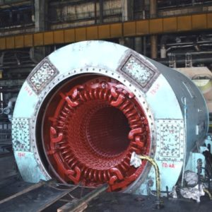 Черкаська ТЕЦ готує обладнання до опалювального періоду