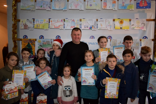 Підбито підсумки конкурсу малюнку «Діти про енергетику»