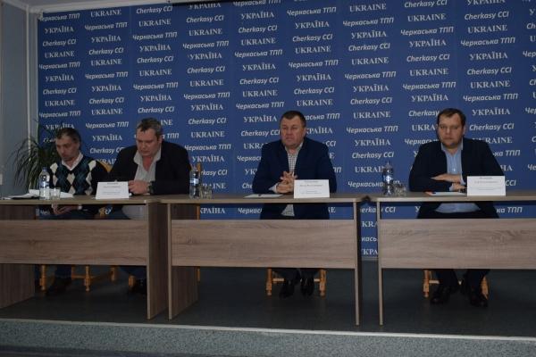 Відбулися відкриті обговорення (слухання) щодо коригування інвестиційної програми для ПРАТ «Черкаське хімволокно» на 2019р.
