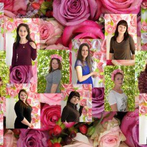 На Черкаській ТЕЦ для найчарівнішої половини колективу відбувся фотопроект «Я Весна».
