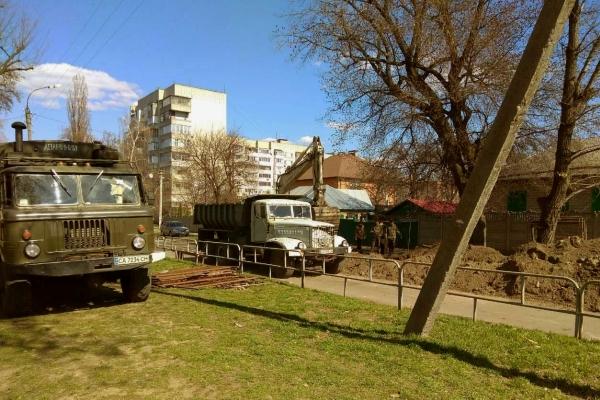 Черкаська ТЕЦ проводить плановий ремонт теплової мережі