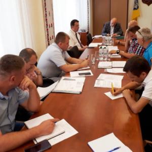 Представники від Черкаської ТЕЦ взяли участь у нараді щодо підготовки до опалювального сезону