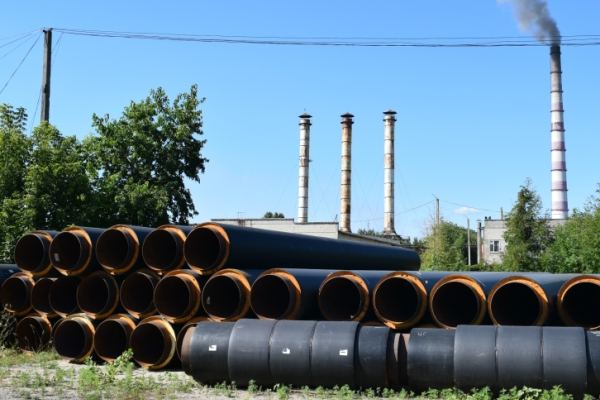 Черкаська ТЕЦ виконала реконструкцію теплової мережі