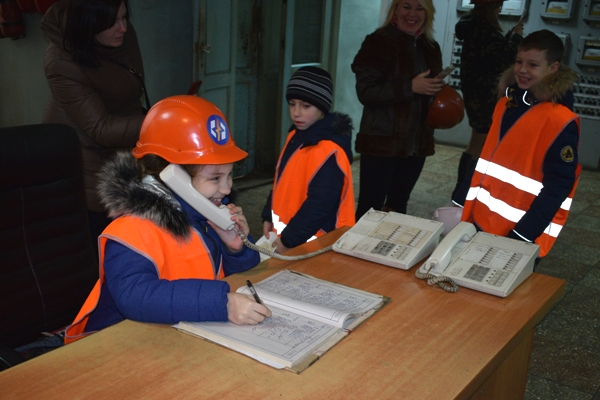 На Черкаській ТЕЦ завершився конкурс малюнку «Діти про енергетику»
