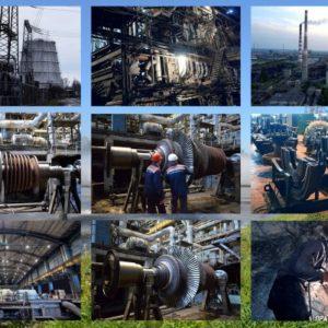 На Черкаській ТЕЦ оновлюють енергетичне серце станції