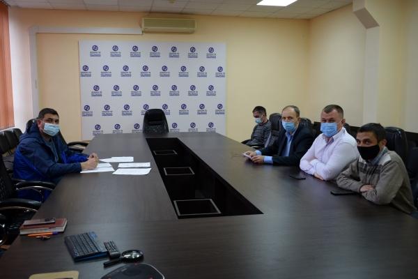 Відбулося відкрите обговорення проекту постанови НКРЕКП щодо схвалення Інвестиційної програми ПРАТ «Черкаське хімволокно» на 2021 рік