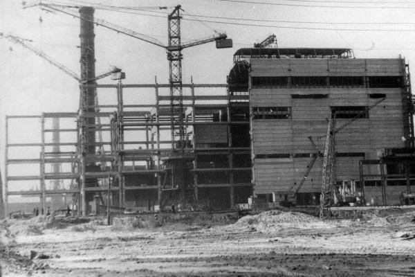 Історія Черкаської ТЕЦ