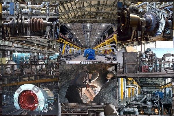 На Черкаській ТЕЦ триває ремонтна кампанія